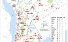 Westchester Covid-19 report: Active cases in Pelham Manor and Pelham rise to 40