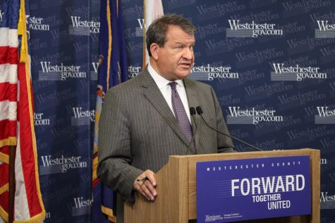 County Executive George Latimer. Source: File Photo.