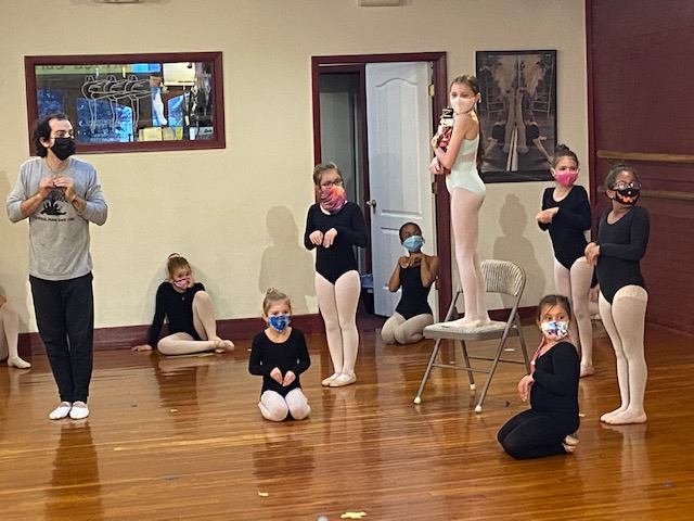Pelham Picture House works with Ballet Arts to produce The Nutcracker safely during Covid-19
