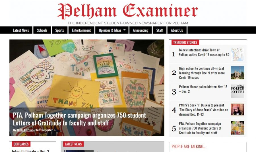 3,000 STORIES IN THE LIFE OF PELHAM