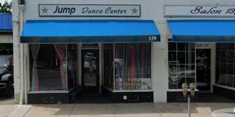 Jump Dance Center in better days before Covid-19 forced it to close.