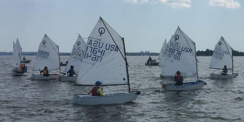 Huguenot+Yacht+Club+hosts+outdoor+open+house+Jan.+24+for+summer+junior+sailing+program