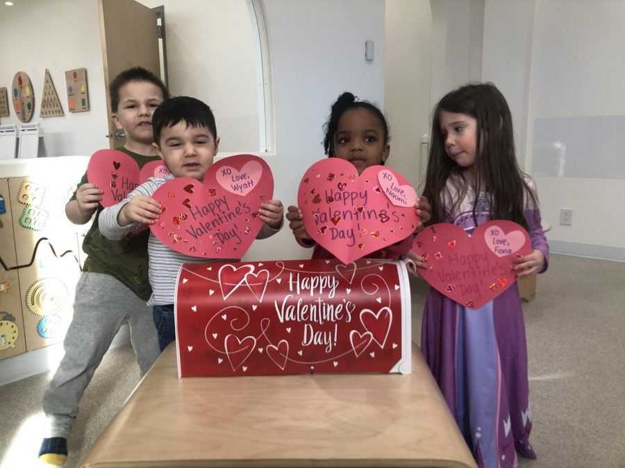 Chamber of Commerce running town-wide Valentine's and kindness initiatives