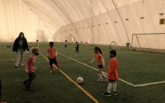 Foto Feature: Pelham Rec's MLK Day soccer program
