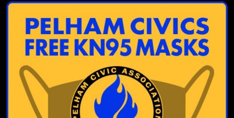 Pelham Civics to distribute free KN95 masks Jan. 23 at PMHS parking lot
