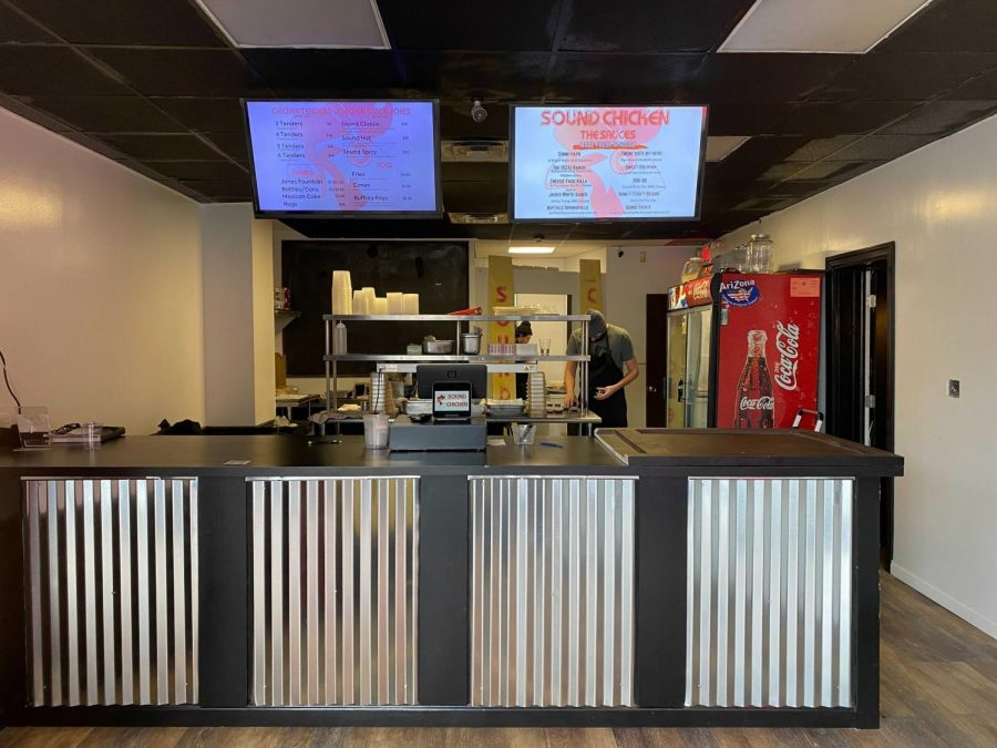 Bushong describes being 'swamped' after opening Sound Chicken, talks about plans
