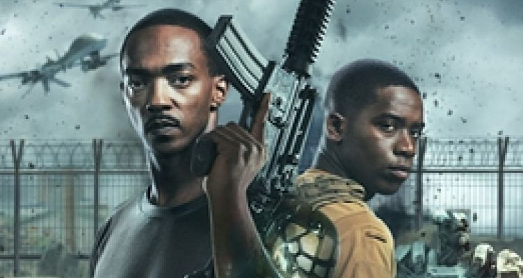 'Outside the Wire' brings plenty of action but with tedious, cookie-cutter plot