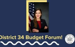 Biaggi's office hosting online state budget forum Friday for all of District 34
