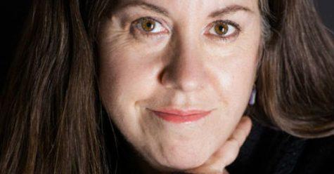Playwright and poet Jennifer O