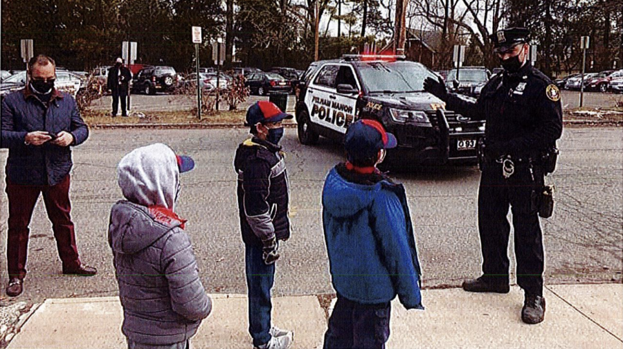 Scout visits to police headquarters were cited in Pelham Manor's report on dealing with racism in policing.