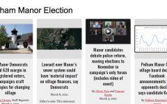 Pelham Examiner publishes info hub covering Pelham Manor election on Tuesday