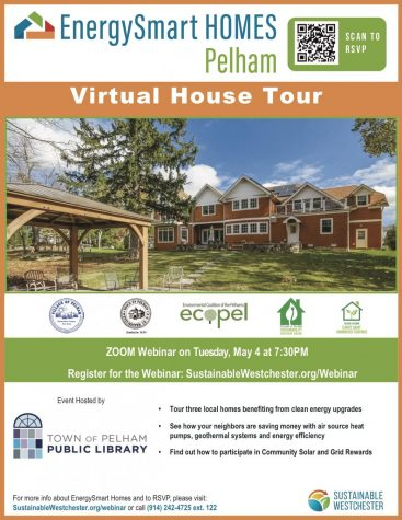 Pelham Public Library presents Tuesday virtual tour of EnergySmart homes