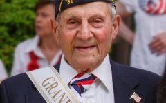 Vito Pisano was grand marshall in the 2016 Pelham Memorial Day parade.
