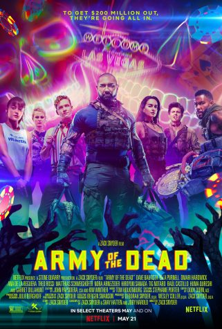 Army of the Dead promotional poster. Credit: Metacritic