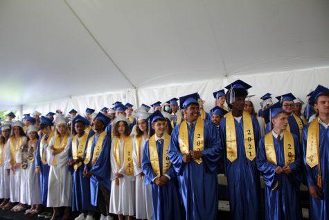 Complete list of 2021 graduates of Pelham Memorial High School