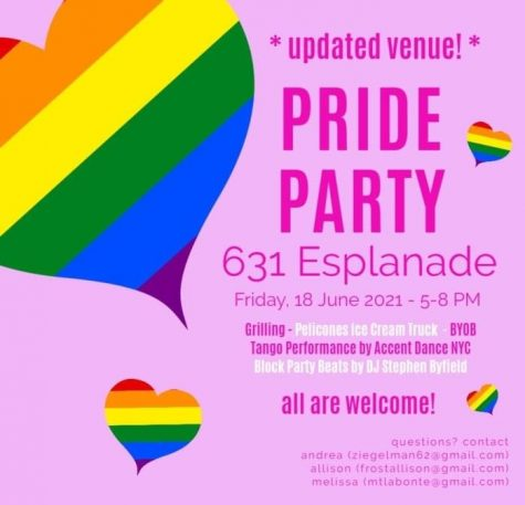 All welcome: Pride party in Pelham Manor set for Friday at 631 Esplanade