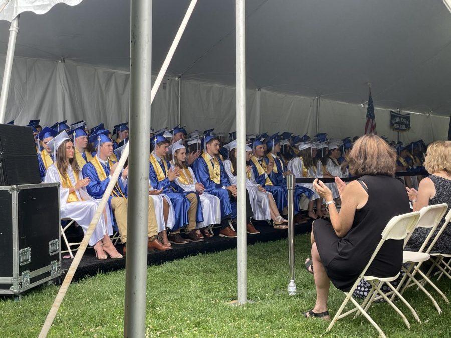 PMHS 2021 graduation