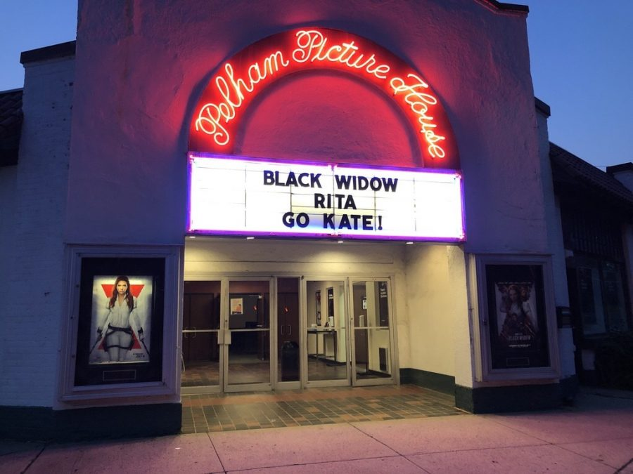 Watch Kate Douglass swim for gold Tuesday night at Pelham Picture House watch party