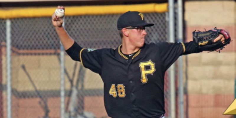 Pelham native Brad Case called up to Double A in Pirates' organization