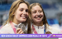 Watch: Kate Douglass on 'Today Show' with three fellow U.S. swimming medalists