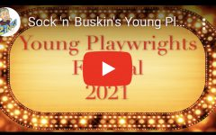 PMHS's Sock 'N' Buskin puts on virtual Young Playwrights Festival