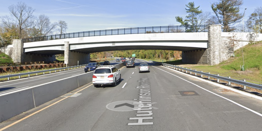 The crossing over the Hutchinson River Parkway was renamed the Dr. Martin Luther King Jr. - Michael Henry Schwerner Memorial Bridge.
