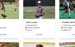 Some of Hometown Athletics student-athlete coaches listed on the companys website.