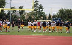 Foto Feature: PMHS teams prepare for their fall seasons