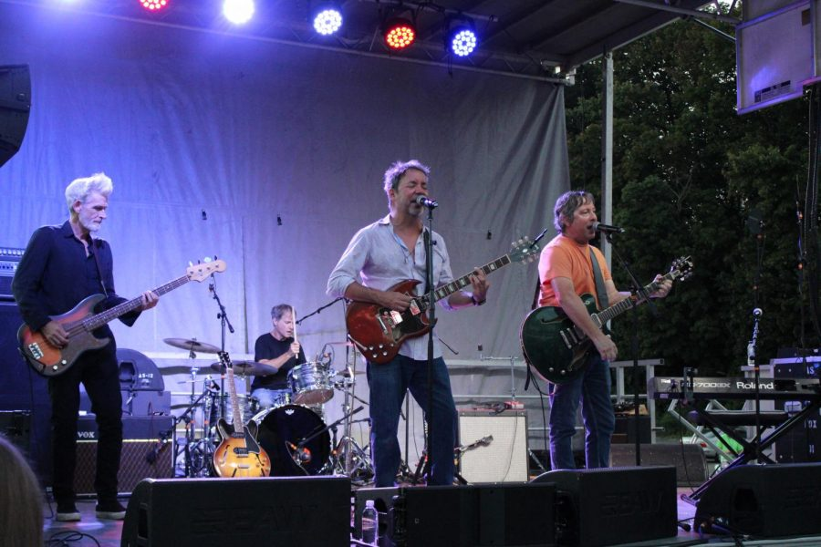 Toonerville Fest is tune-filled reunion for Pelham community—with smiles, dancing and good food thrown in