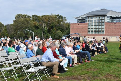 Stirring memories: PMHS celebrates 100 years with tours, speeches and music