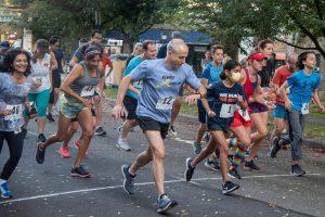 Pelham Childrens Center 5K run.